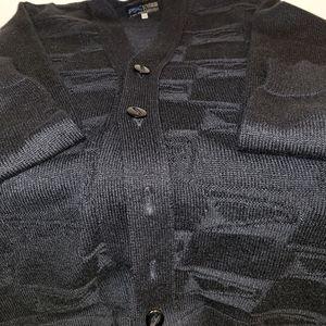 USPS Postal Clerk Sweater EUC
